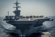 ВМС США предложили России помощь в поисках в районе крушения Ил-20