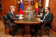 #Пишусам. О чем твитит губернатор Кубани в социальных сетях