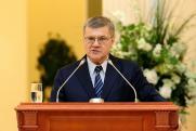 Юрий Чайка прибыл в Екатеринбург на празднование 100-летия УрГЮУ