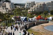 Гости ВЭФ и жители Приморья побили рекорд посещаемости выставки «Улица Дальнего Востока»