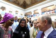 Самостоятельные и независимые. Владимир Путин поговорил с женщинами по душам