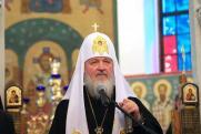 Патриарх Кирилл рассказал подробности о встрече с Варфоломеем