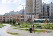 В Перми работы по благоустройству придомовых территорий выполнены на 60 %