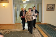 Проект бюджета Нижегородской области на 2019 год внесен в заксобрание