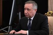 Путин предложил Беглову самому выбрать свое будущее