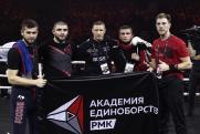 Команда RCC Boxing Promotions одержала пять побед над иностранными боксерами