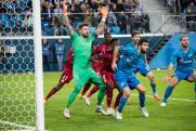 «Зенит» одолел «Бордо» в Лиге Европы