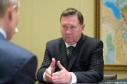 Глава Курской области подал в отставку