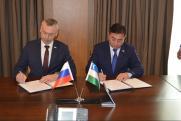 Новосибирская область подписала договор о сотрудничестве с Сурхандарьинской областью Узбекистана