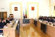 Александр Осипов лично проверит профпотенциал членов правительства и министров Забайкалья