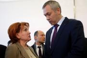 Экс-сенатор Болтенко перешла в администрацию губернатора Травникова