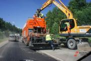 В Прикамье отремонтировали дорогу на Хохловку