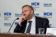 «Никакой там скидки нет!» Милонов выступил против «черной пятницы»