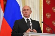 «Владимир Путин отметил, что надо объединиться против тех, кто изнутри мешает развитию России»
