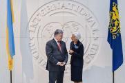 Международный валютный фонд надеется на немедленную деэскалацию ситуации на границе России и Украины