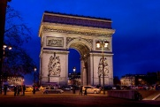 В Париже отметили век со дня завершения Первой мировой войны