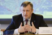 Дрозденко подал в суд на чиновников за липовые сведения о доходах