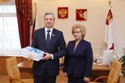 Правительство Вологодской области внесло в заксобрание проект бюджета на 2019 год