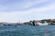ФСБ подтвердила задержание трех украинских кораблей с применением оружия