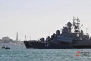 ФСБ назвала «провокацией» действия украинских катеров в Керченском проливе