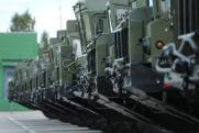 Отслеживают цель: четвертый дивизион С-400 заступил на боевое дежурство вблизи границы с Украиной