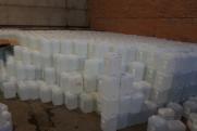 В Канске силовики изъяли 100 тонн контрафактного алкоголя