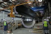 В Ульяновске запустили производство молдов для лопастей ветрогенераторов