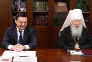 В Москве обсудили восстановление святынь