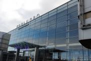 В аэропорту Кольцово изменили правила парковки из-за пробок на привокзальной площади
