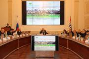 Совет по инвестициям обсудил проект нового спортивного комплекса в Новосибирске
