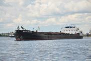 Волжское пароходство завершило грузовую навигацию