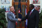 УРАЛХИМ намерен расширить сотрудничество с Кенией