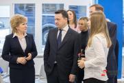 На уровне Mercedes. Губернатор Андрей Воробьев посетил колледж «Подмосковье»