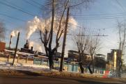 В Ульяновске нашли более 30 источников загрязнения воздуха