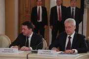 «Везде, где есть МГУ, высокие результаты». Воробьев посетил заседание попечительского совета вуза