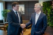 Никитин предложил привлечь Окскую судоверфь к проекту речных перевозок в Москве
