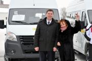 Соцучреждения Нижегородской области получили ключи от новых авто