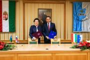 Губернатор Наталья Комарова договорилась о сотрудничестве с Венгрией