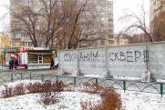 Застройка запрещена: челябинцы отстояли сквер в центре города