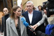 Малашенко перед смертью рассказал о президентских амбициях Собчак