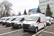 Медучреждения Нижегородской области получили 19 автомобилей скорой помощи