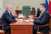 Александр Усс провел совещание по развитию здравоохранения в Красноярском крае
