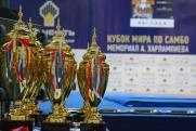 Кубок мира по самбо «Мемориал А.А. Харлампиева»: путь к победе в картинках