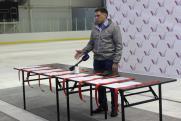 Самарские «фронтовики» сшили красные ленточки для открывших неготовую «МТЛ Арену 2»