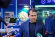 Врио губернатора Мурманской области Андрея Чибиса представили властям региона