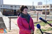 В Севастополе спикеру заксобрания закрыли вход на субботник в детсад