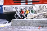 В Саранске во время соревнований погиб пожарный
