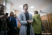 Петербургский суд отложил пересмотр дела Руслана Соколовского