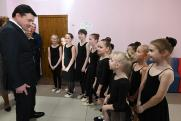 Андрей Воробьев открыл в Наро-Фоминске ледовый дворец спорта