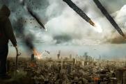 Метеорит врезался в центр Лос-Анджелеса